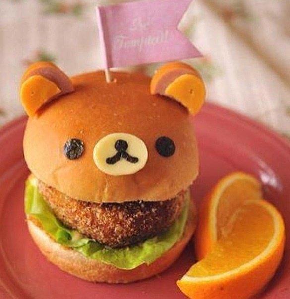 Teddy Burger