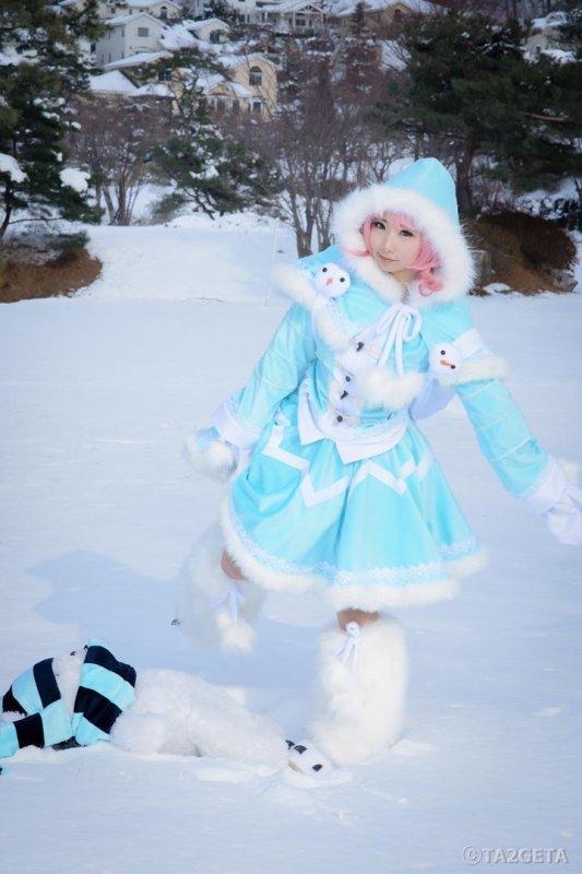 Page Facebook Pour le suivie de mes prochains cosplays :)
