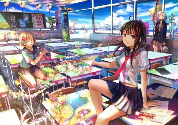 Chapitre 3 - Fic de Teiko-chan