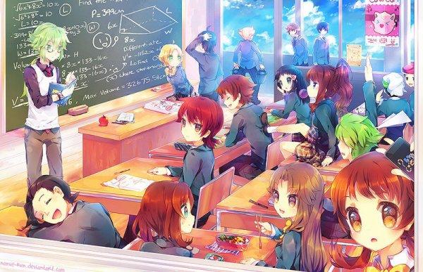 L'école au Japon + emplois du temps