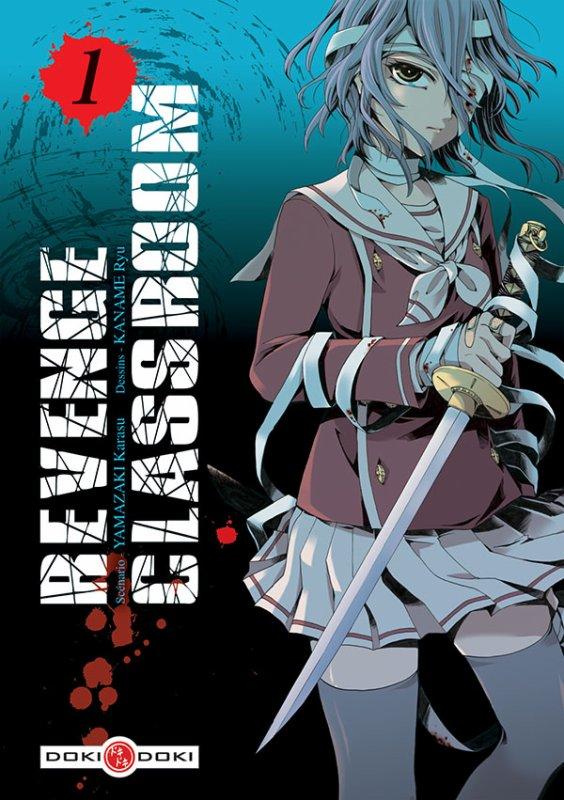 Critique manga #1 - Revenge Classroom