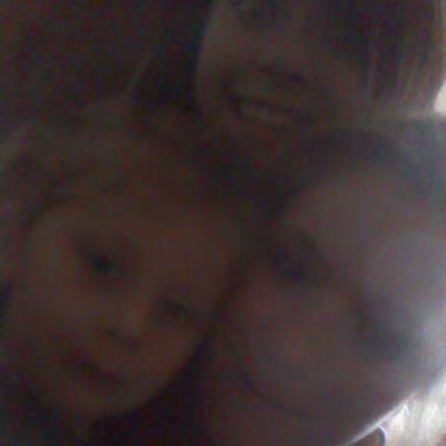 ma soeur ma niece et moi