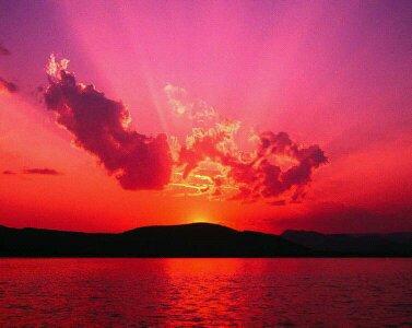 Ô soleil , lumiere de l'eterniter