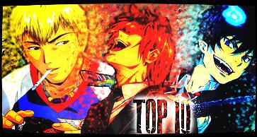 TOP 10 Animés