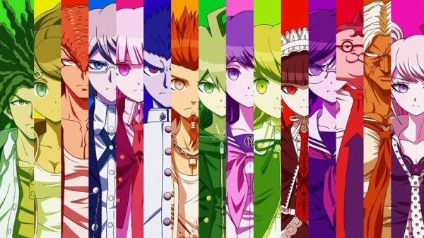 Fiche Anime - Danganronpa