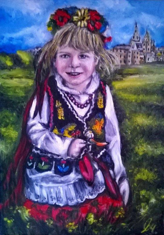Milena Olesinska - Paintings For Sale