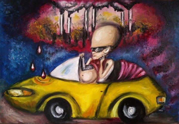 Milena Olesinska - Surrealism