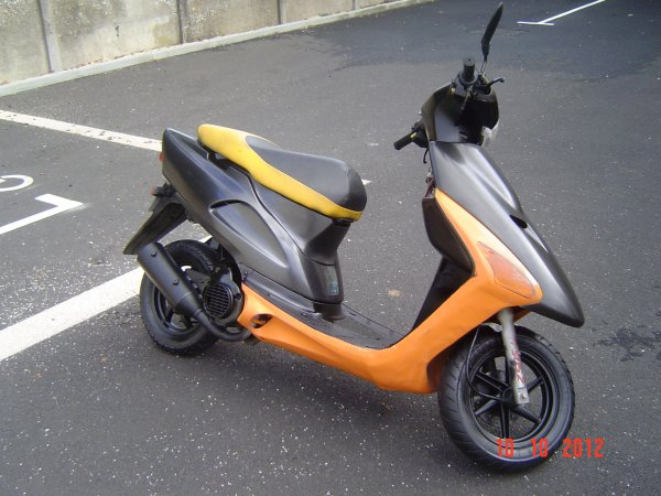 réparation scooter...!! (2)