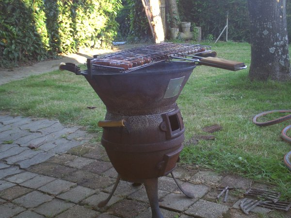 En Mode Barbecue