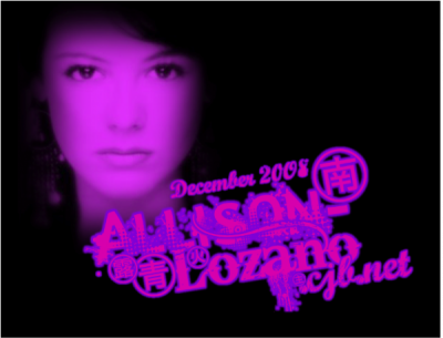 ****Miss Alison ****