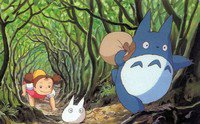 C'est mon ami Totoro , Totoro ♪