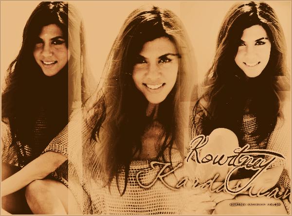 ♦ Bienvenue sur Kourtney-Kardashian, ta source sur la magnifique Kourtney Kardashian !
