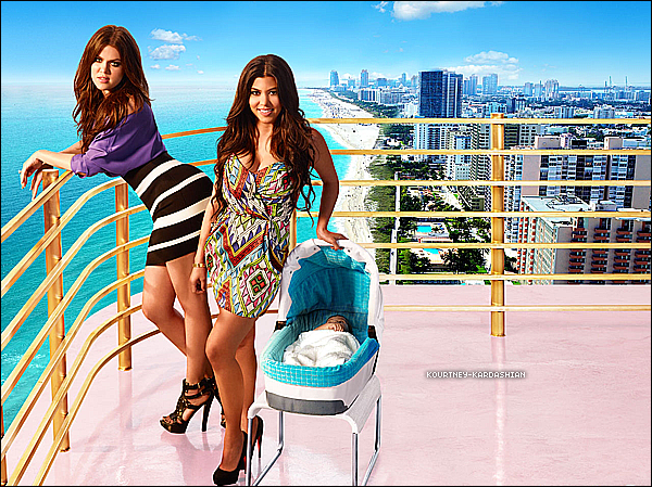 . Découvrez le photoshoot de la saison 1 de Kourney & Khloe Take Miami fait en 2009.  .