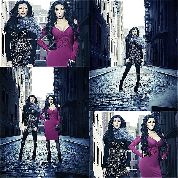 . Découvrez le photoshoot de la saison 1 de Kourney & Kim Take New York fait en 2010.  .