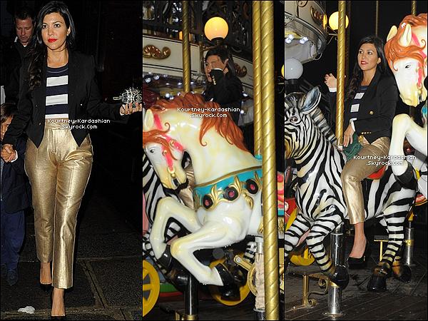 . Mai 2014:  Article rattrapage : la famille Kardashian/Jenner à Paris pour le mariage de Kim. .