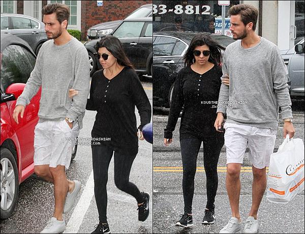 * 05/06/14 : Madame ne fait que sortir, elle était avec son copain après avoir manger dans les Hamptons.*