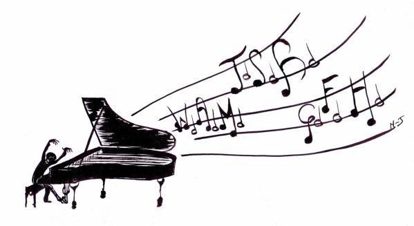 """On ne vend pas la musique. On la partage."" Leonard Bernstein"