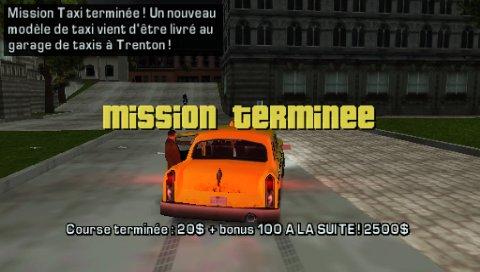 BOULOTS de GTA LCS