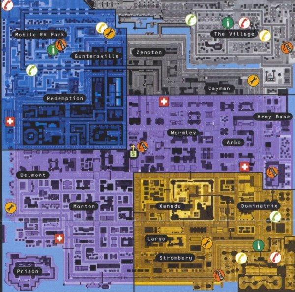 Guide des Missions de GTA 2