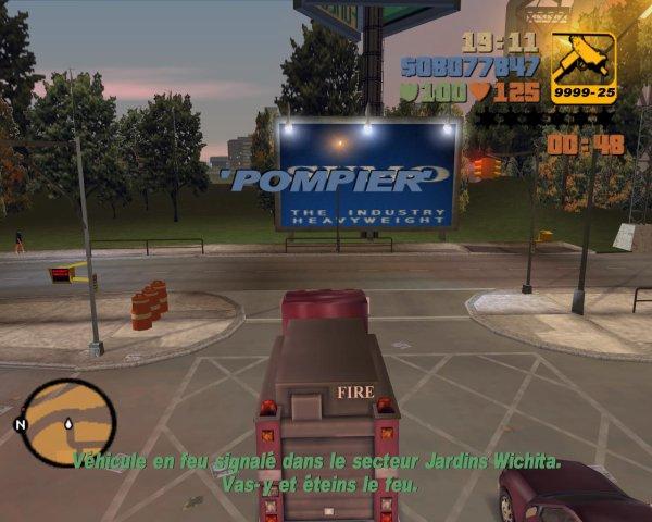 Les Jobs de GTA 3