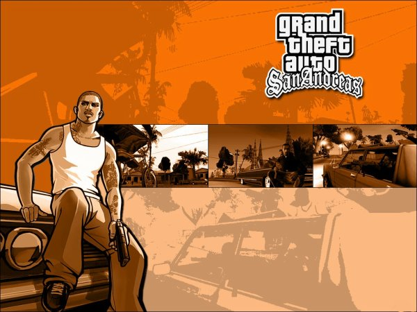 GRAND THEFT AUTO SAN ANDREAS (GTA SAN)
