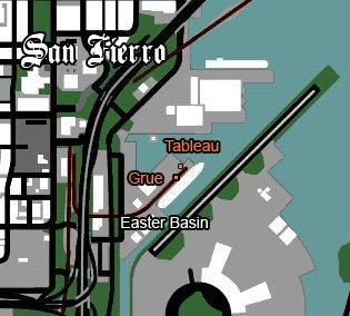 l'Import-Export de San Andreas