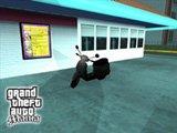 Les Défis de Coursier dans GTA San Andreas