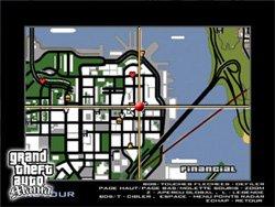 Le Défis de Voiturier dans GTA San Andreas