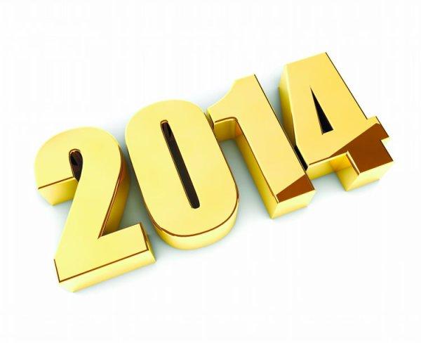 Les Bonnes Résolutions pour 2014