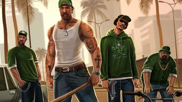 Être la personnalité la plus populaire de San Andreas, soignez votre réputation ! (GTA SAN)