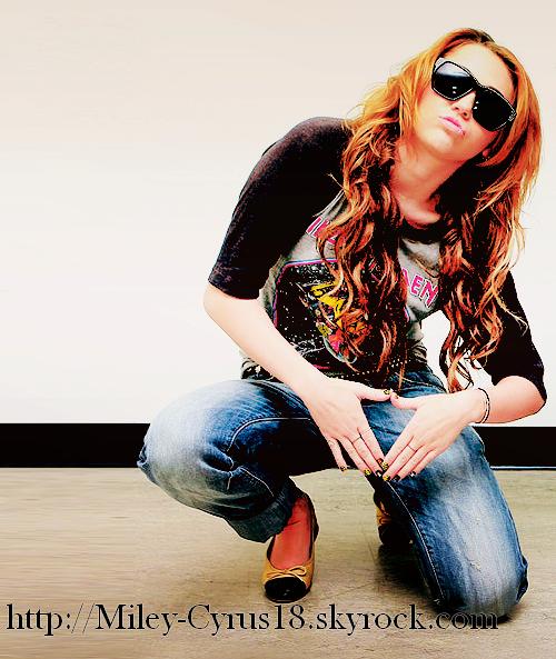 Destiny Hope Cyrus ~ Miley Ray Cyrus; mon pure & unique model. La meilleure. ♥