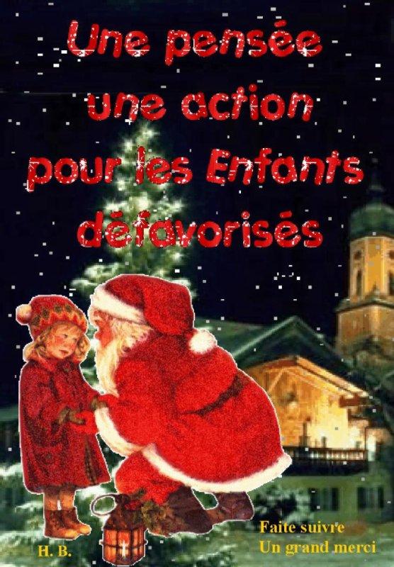 Noel pour tous.....