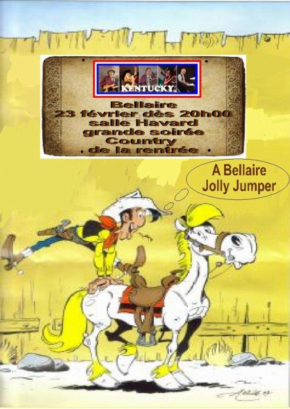 Bellaire 23 février