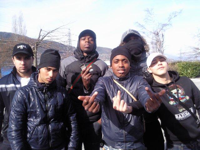 K.X O' MIC PD!! L.T.E clan