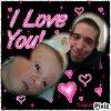 Mon fils Mael et Moi