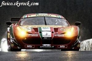 24H du Mans – Fisichella et Beretta en renfort
