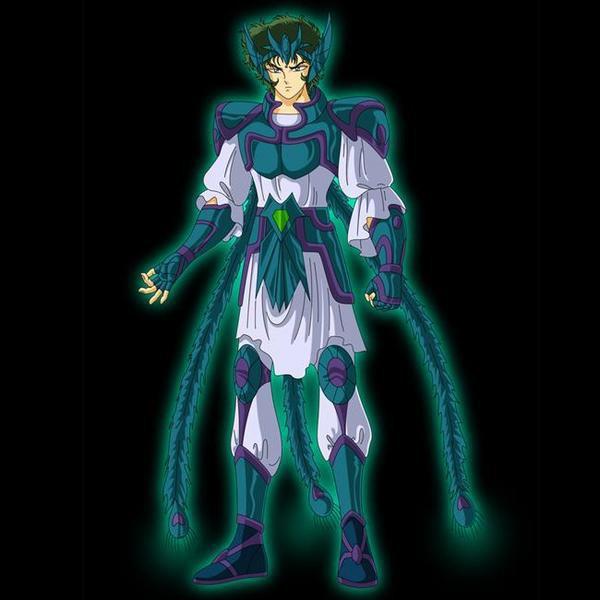 Shiva du Paon Chevalier D'Argent du Sanctuaire