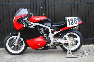 Suzuki GSX-R 750 85'