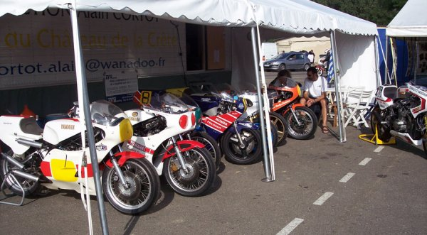 Alain Cortot Racing Team & AVM Racing