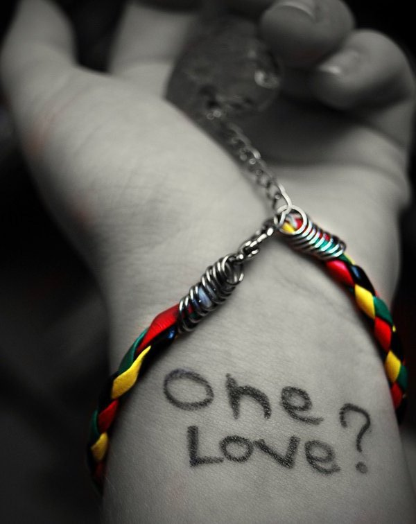 One LOve ??