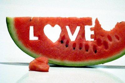 L'amour est le fruit de la vie