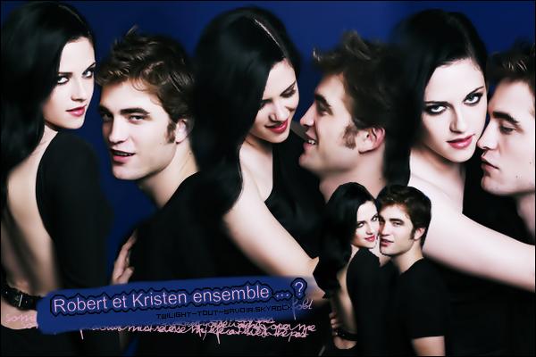 La romance Robert & Kristen
