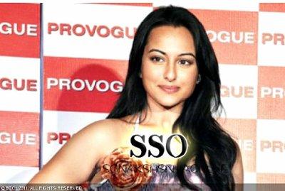 Sonakshi Sinha says 'Khamosh'