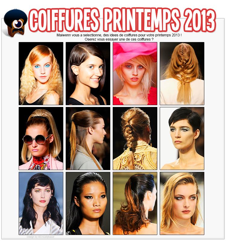 Coiffures 2013