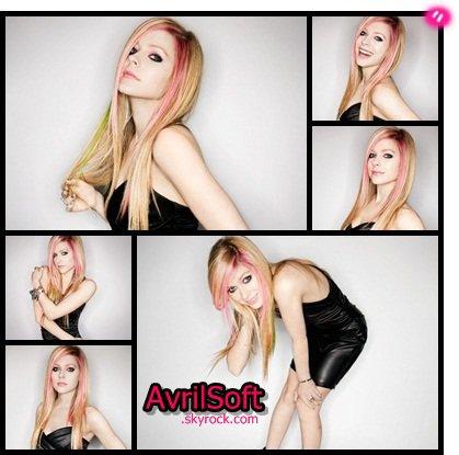 Avril Lavigne : Wild Rose Shoot !