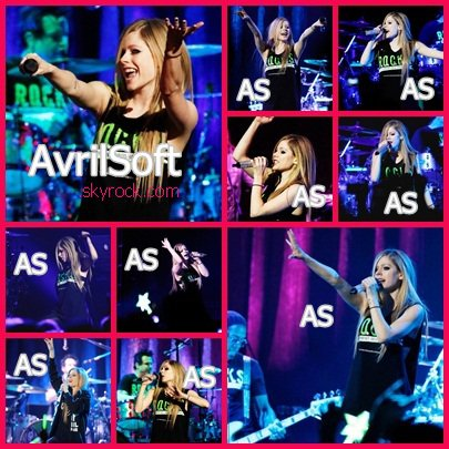 Avril Lavigne : Ottawa, Canada le 17 octobre !