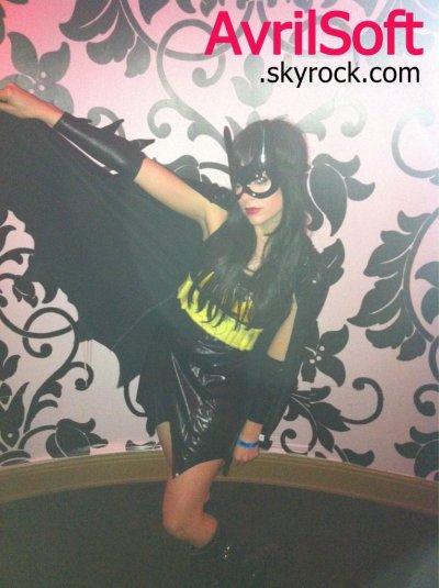 Avril Lavigne : Halloween !