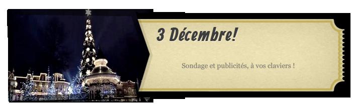 3 Décembre 2012