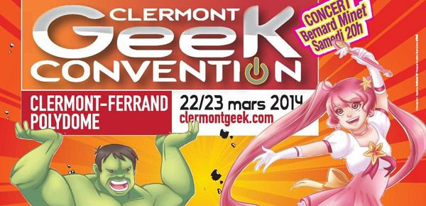 Clermont geek convention