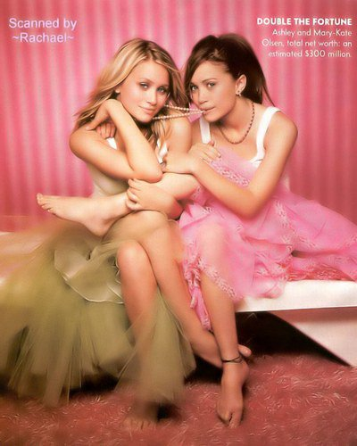 mary-kate et ashley